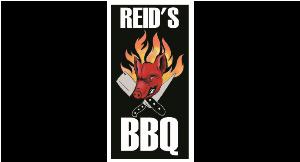 REID'S BBQ logo