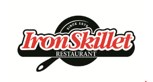 Product image for Iron Skillet Restaurant $15 For $30 Worth Of Casual Dining