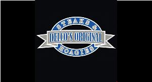 Delco's Original Steaks & Hoagies logo