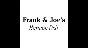Frank & Joe's Harmon Deli logo