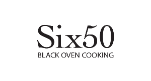 Six50 Black Oven Cooking logo