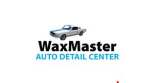 Waxmaster Auto Detail Center logo