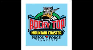 Rocky Top Mountain Coaster logo
