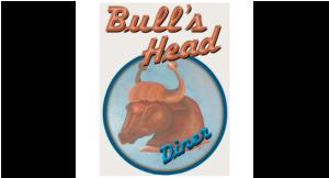 Bull's Head Diner logo