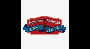 Boyertown Museum of Historic Vehicles logo
