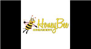 HoneyBee Creamery logo