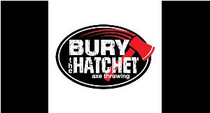 Bury The Hatchet logo