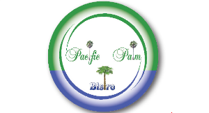 Pacific Palm Bistro logo