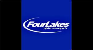 Four Lakes Alpine Snowsports logo