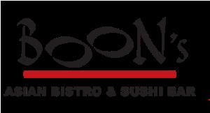 Boon's Asian Bistro & Sushi Bar logo