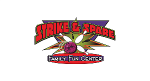 Strike & Spare Family Fun Center logo