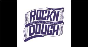 Rock'n Dough Pizza & Brewery logo