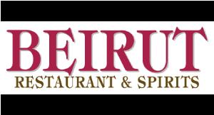 Beirut Restaurant and Spirits logo