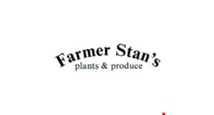 Farmer Stan's Plants & Produce logo