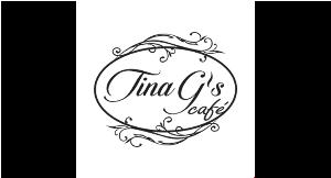 Tina G's Cafe logo