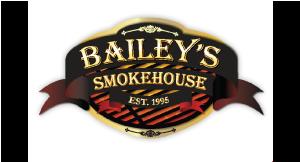 Bailey's Smokehouse logo