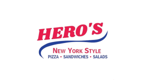 Product image for Hero's Pizza Sandwiches Subs $10 Off any purchase of $50 or more.