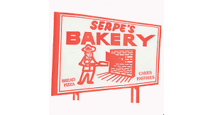 Product image for Serpe's Bakery, Inc. $10 OFF any full sheet cake