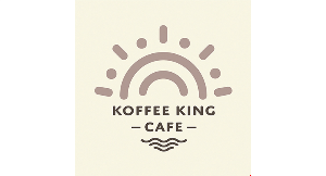 Product image for Koffee King Cafe $2 OFF any purchase of $10 or more.