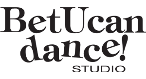 Bet U Can Dance Studio logo