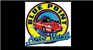Blue Point Auto Wash logo