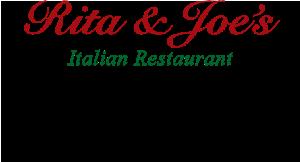 Rita & Joe's Fine Italian Restaurant & Catering logo