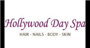 Hollywood Day Spa logo