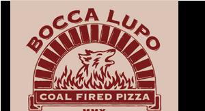 Bocca Lupo Coal Fired Pizza logo