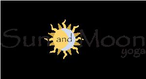 Sun and Moon Yoga logo