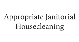 Appropriate Janitorial Housecleaning logo