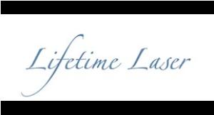 Lifetime Laser logo