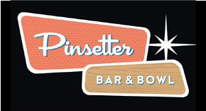 Pinsetter Bar & Bowl logo