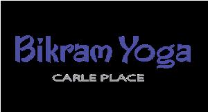 Bikram Yoga Carle Place logo