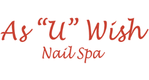 As U Wish Nail Spa logo