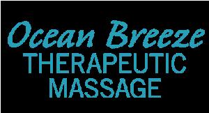 Ocean Breeze Therapeutic  Massage logo