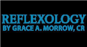 Reflexology By Grace A. Morrow, Cr logo
