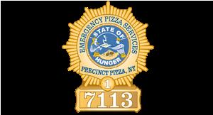 Precinct Pizza NY logo