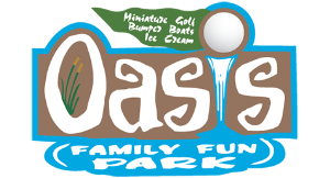 Oasis Family Fun Park logo