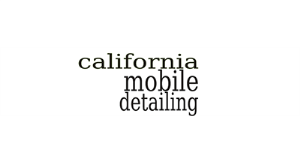 California Mobile Detailing logo