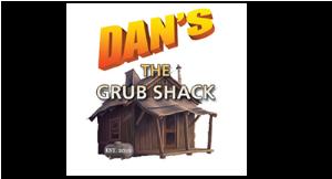 Dan's The Grub Shack logo