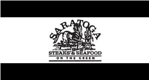Saratoga Steaks logo