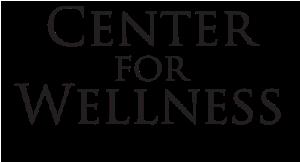 Center for Wellness logo