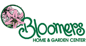 Bloomers Home & Garden Center logo