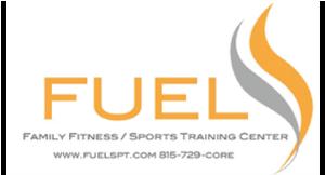 Fuel Family Fitness Center logo