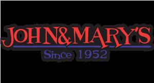 John & Mary's logo
