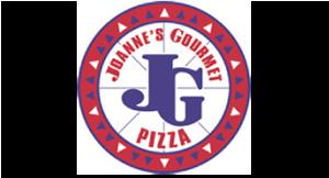 Joanne's Gourmet Pizza logo
