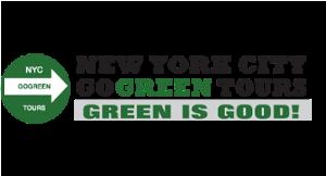 New York City Gogreen Tours logo