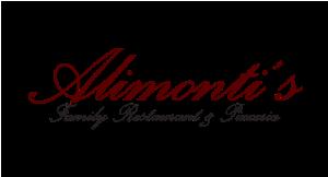 Alimonti's Family Restaurant & Pizzeria logo
