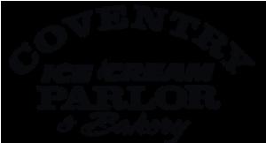 Coventry Ice Cream Parlor & Bakery logo