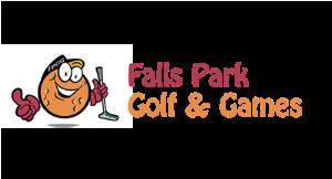 Falls Park Golf & Games logo
